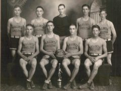 Malinta-Grelton High School 1928-29 Champs