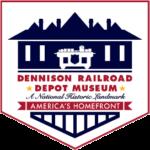 Dennison Railroad Depot Museum Logo
